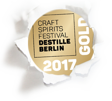 Medaille Destile Berlin